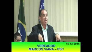 Marcos Viana Pronunciamento 15 12