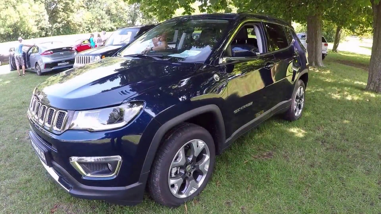 Jeep Compass Colore Jazz Blue