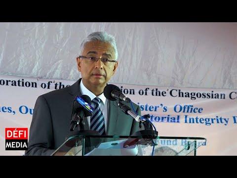 Déportation des Chagossiens : virulente sortie du PM contre les gouvernements anglais et américain