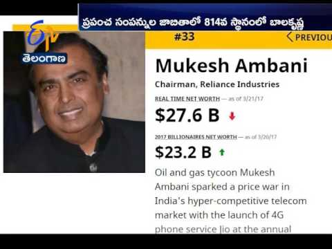 Bill Gates Tops Forbes Richest list Again, Mukesh Ambani Leads India's 101 Billionaire Club