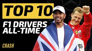 Greatest Formula One Drivers Ever