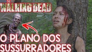 O Plano dos Sussurradores em The Walking Dead 9 Temporada TWD