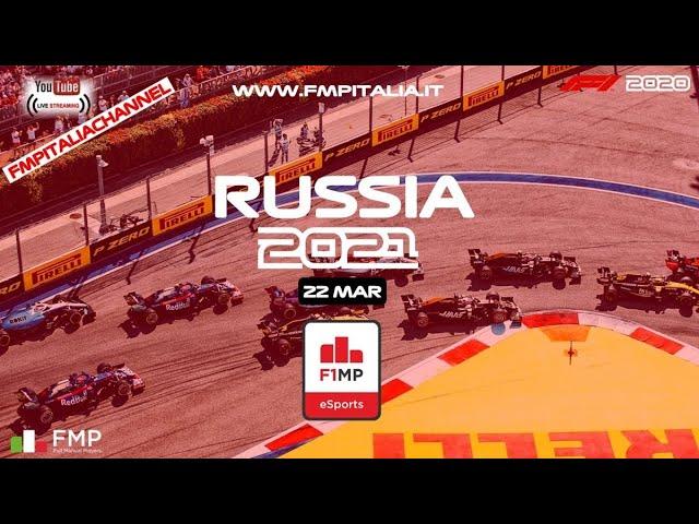 F1MP - #17 RUSSIA | FMP ITALIA