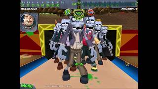 Zombie Bowl-O-Rama Multiplayer 2