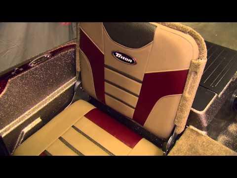 Triton Allure Series Comfort and Convenience