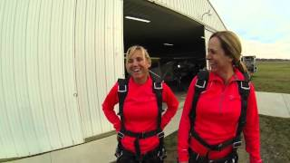 Rising Above Addiction - Skydiving Fundraiser