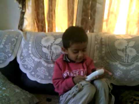 Saurashtre Somanatham Cha.. By 3 Year Old Child Agastya Patel