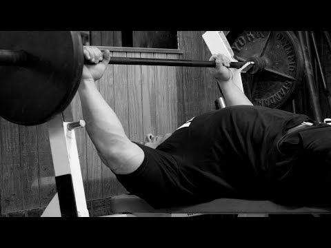 5 Tips For A Better Bench Press with Evan \