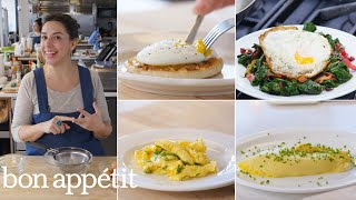 Download Carla Makes Eggs Four Ways: Poached, Fried, Scrambled & Omelette'd | From the Test Kitchen Mp3 and Videos