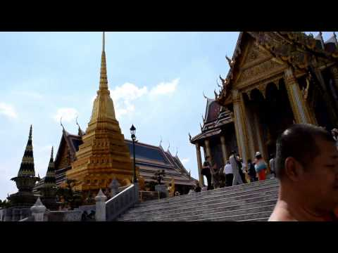 Grand Palace of Bangkok Thailand Tour - Great Grand Royal Palace Thailand