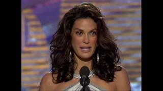 Teri Hatcher Wins Best Actress TV Series Musical or Comedy - Golden Globes 2005