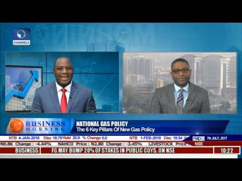 Business Morning: National Gas Policy Established To Power Nigerian Economy - Gbite Adeniji