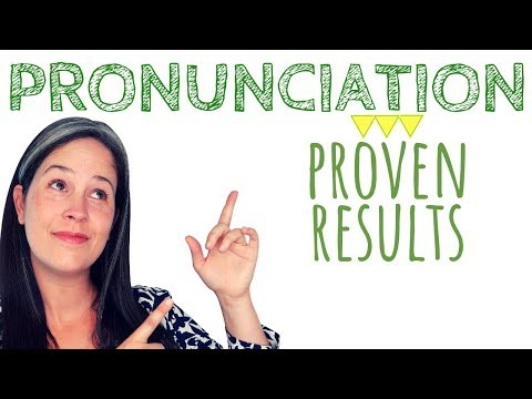 Pronunciation – The Definitive Guide to the Top 100 Words in