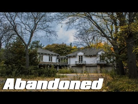 Thumbnail: ABANDONED Mansion in the Woods - EVERYTHING Left Behind !