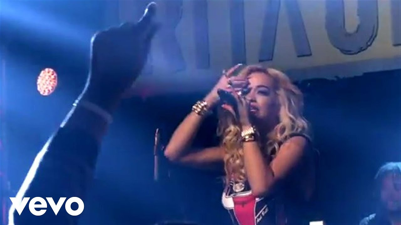 RITA ORA - R.I.P. (VEVO LIFT): Brought To You By McDonald's