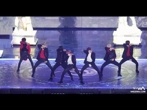 [4K] 161119 방탄소년단 (BTS) 피 땀 눈물 (Blood Sweat & Tears) 직캠 @2016 멜론 뮤직 어워드 (MMA) Fancam by -wA-