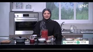 ساره عبد السلام تحكي عن مشكله في بدايه معرفتها بالشيف قدري وتعزي جمهوره واسرته | pnc food