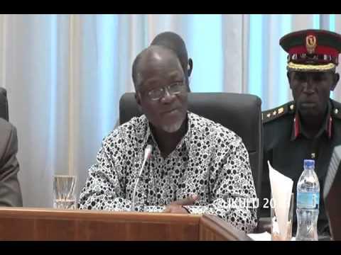 Download Rais Dkt John Pombe Magufuli amefanya ziara ya kushitukiza  Benki Kuu ya Tanzania