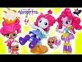 LOL Surprise Dolls visit Pinkie Pie Wrong Hair Salon