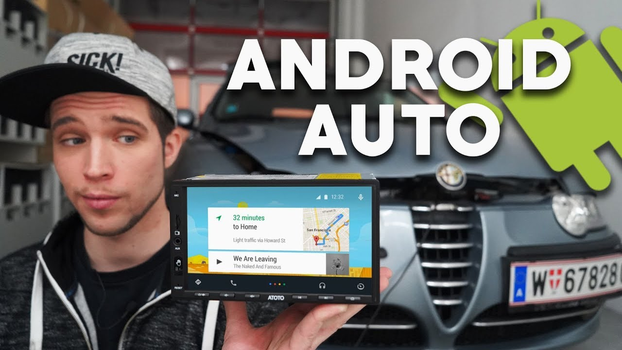 Best Android Car Stereos in 2019 (Android Auto Head Unit)