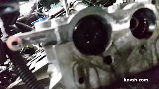Причина плохого запуска, недостаточной мощности и дымления на холодную на Volkswagen Caddy III 1.6d