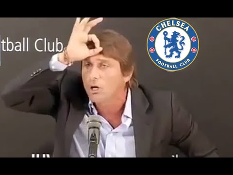 "Antonio Conte RANTS: ""Jose Mourinho Is A Knobhead!"" After Chelsea Win The League*"