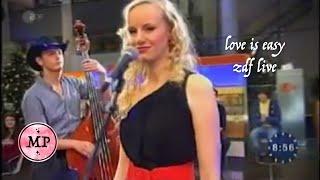 Meg Pfeiffer - Love is easy (Live im ZDF)