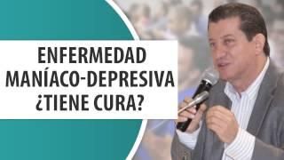 Enfermedad maníaco-depresiva ¿Tiene cura?
