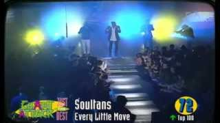 Soultans - Every little move 1997