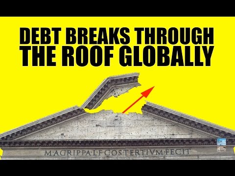 Global Debt Hits RECORD HIGH as Countries React with More Debt!
