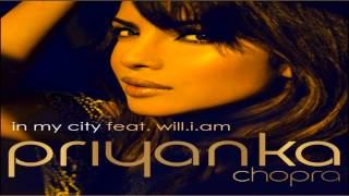 [ DOWNLOAD MP3 ] Priyanka Chopra - In My City (feat. will.i.am)