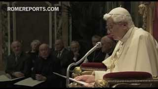 Ratzinger Foundation: An anglican will receive the theological award
