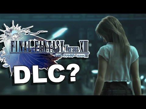Stop Asking for Final Fantasy Versus XIII DLC