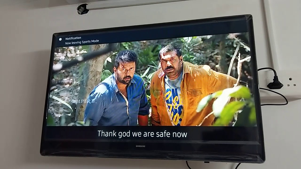 Samsung K4300 32 Inch Smart Tv With Bluetooth Look Around Youtube