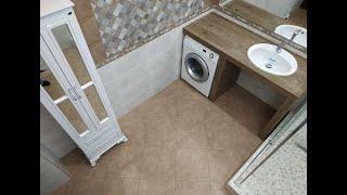Интересные ДизайнерСкие Решения при ремонте ванных комнат !