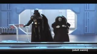 Робоцып Star Wars чемодан
