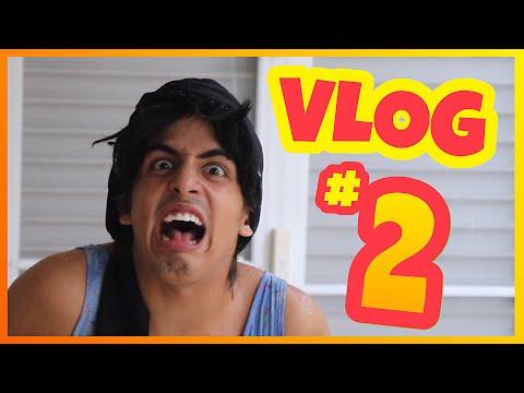 Daniel El Travieso Vlog #2 - Mi Familia Durante El Huracán Maria.