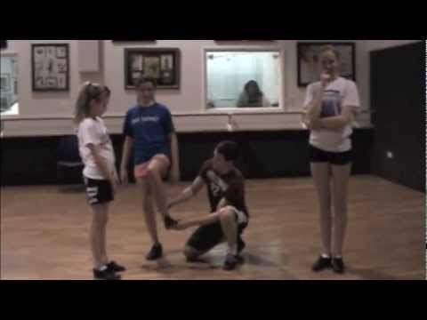 Tap Education Theory: 4 Basic Elements of Tap Dance