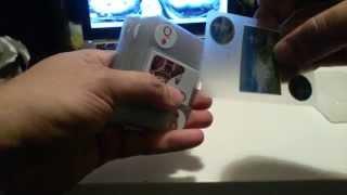 Прикол! Такого вы не видели! Прозрачные карты(Прозрачные карты 100% пластик купить можно в магазине необычных подарков rupanda Лавка Чудес: www.rupanda.org., 2014-10-10T15:28:27.000Z)