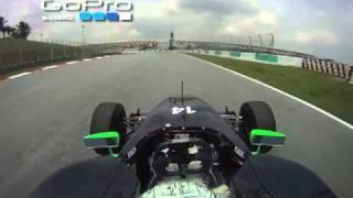 Michael Lewis - Formula BMW Asia in Sepang