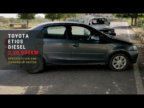 "2,20,000+ KM Driven Toyota Etios Diesel Shocking Condition ""MUST WATCH"" | TBR | THEBLOGRILL.COM"