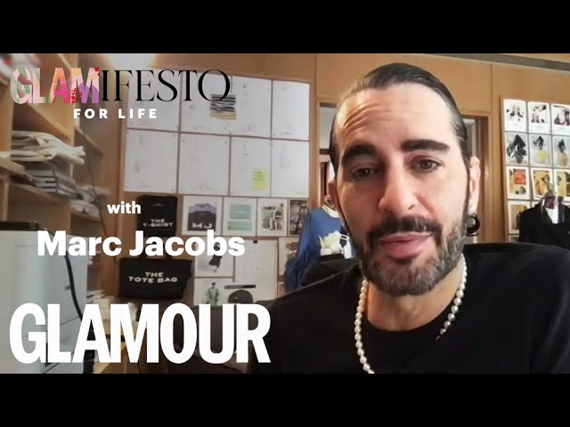 Glamifesto For Life: Marc Jacobs on Mental Health and the Power of Fragrance   GLAMOUR UK