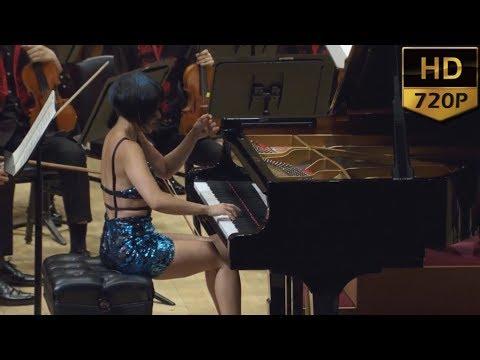 Yuja Wang - Tchaikovsky: Piano concerto No 1, Carnegie hall 2017 / Yuja Wang Amazon
