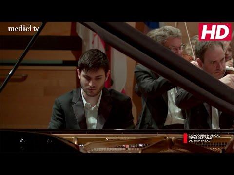 Stefano Andreatta: Franz Liszt, Piano Concerto No. 2 in A Major, S. 125 (CMIM: FInal Round)