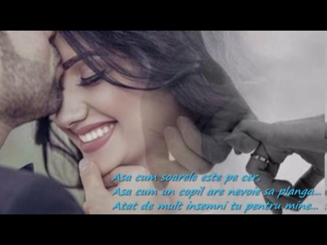 CHRIS NORMAN - I need your love  ( tradus in limba romana )