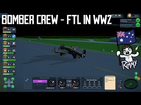 Bomber Crew - FTL in World War 2