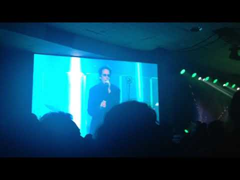 Shakin Stevens Live In Sri lanka 2018 - Green Door