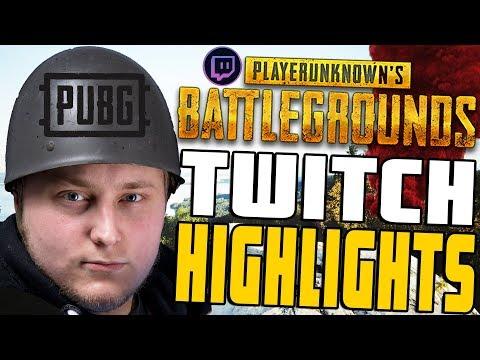 PUBG TWITCH HIGHLIGHTS | PARAS PELI IKINÄ! PlayerUnknown's Battlegrounds Suomi