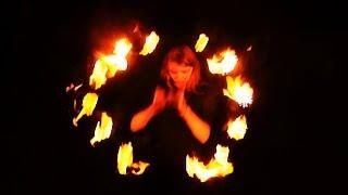 Огненное шоу на Плотинке! Fire Show! ☺