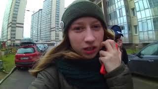 Смотреть видео Санкт-Петербург. Влог 1. Нарушаем закон? онлайн